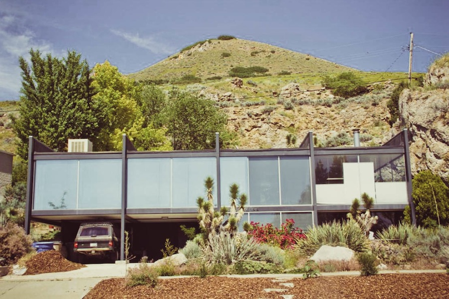 Salt Lake City Mid Century Modern Home Tour Utah