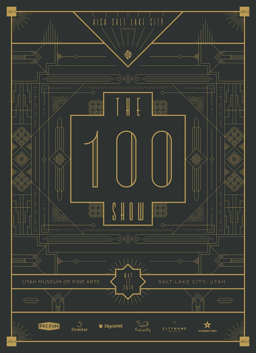 100ShowPoster_Finalized
