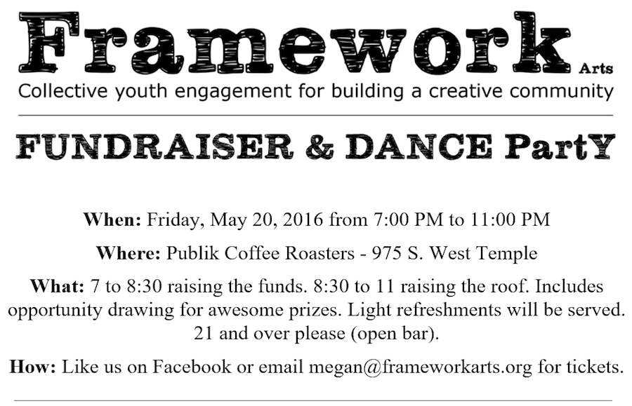 Framework Fundraiser